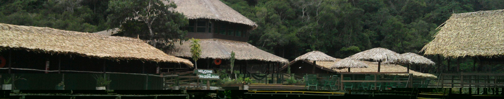 Amazon Ecopark Lodge